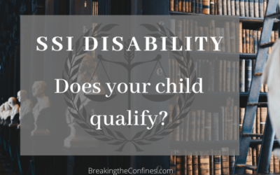 SSI Disability – Is There SSI for Children?