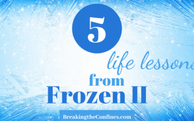 5 Life Lessons from Frozen 2